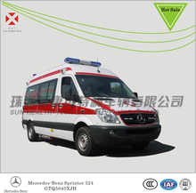 Mercedes Benz Sprinter324 Ambulance, Germany Ambulance,Mercedes Sprinter Advanced Ambulance,Mobile Medical Vehicles,