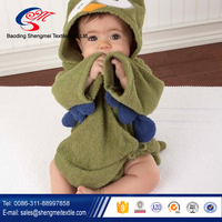 Hooded Baby Towel Bath Towel customized Towel With Great Price