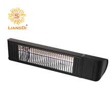 LiangDi waterproof outdoor infrared patio heaters wholesale
