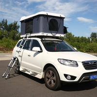 4WD Car Roof Top Tent for Adventure Camping