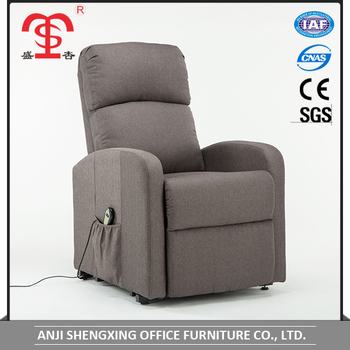 Factory price direct sale electric lift recliner sofa china with top quality