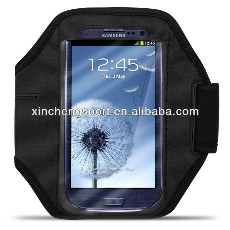 for samsung galaxy grand duos i9082 i9080 neoprene running sport armband case