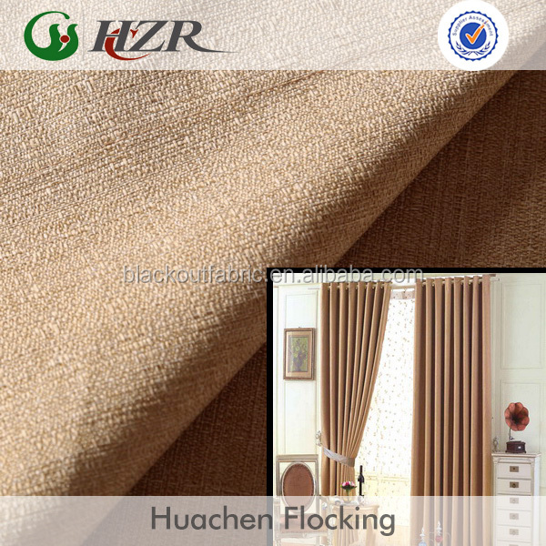 Make-to-order Non-toxic Thermal Blackout Curtains for Window