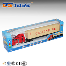 Best selling diecast model 1/50 diecast container truck model