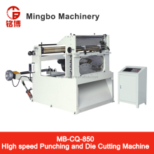 High quality Fully automatic paper punching machine for paper cup(MB-CQ-850)
