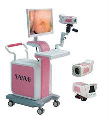 Gynecology Equipment for Digital Video Colposcope