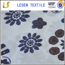 dragon ball print fabric for Lesen textile manufacturer china