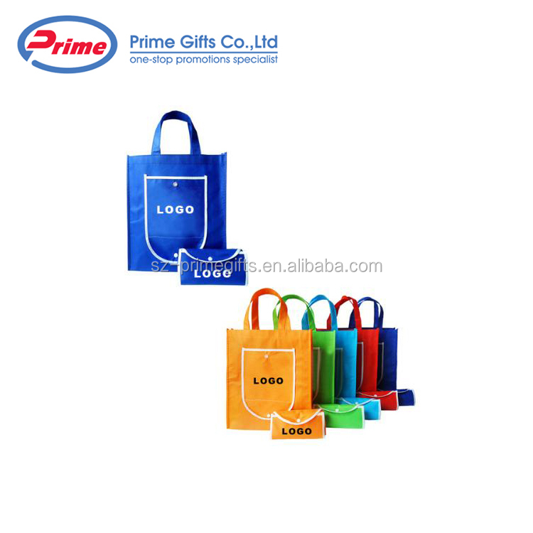 Promotional Nonwoven Bag Foldable Non Woven Bag for Sale