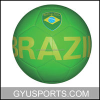 GY-B0095 2014 World Cup Promotional Gift,Soccer Shaped Stress Ball