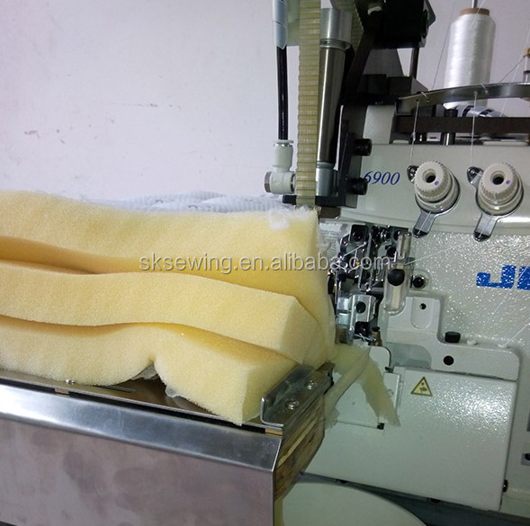 Extra thick Multifunction Overlock Mattress Flanging covering Sewing machine