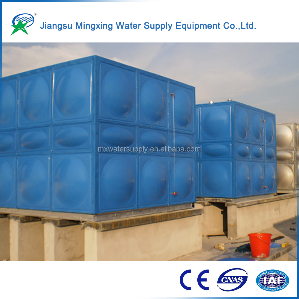 Top products hot selling new thermal insulation classical frp water softening tank