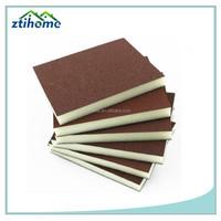 Imported PVC Material Abrasive WET & DRY Sanding Foam Sponge Blocks Double Sided Dennibing Pads