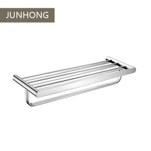 Hotel 5 pcs 304 Stainless Steel nickel brushed bathroom accessory sets