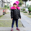 CX-G-C-08B Fashion Design Faux Fur Lined Parka Wholesale Custom Bomber Jackets