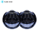 Jeep Wrangler 7 Inch Round LED Headlights 75W hot sale Headlight for JK 07-16 4x4 offroad head lamp for Motorcycle 12v