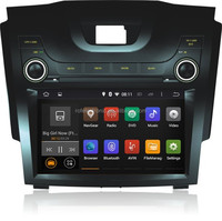 Pure Android 4.4 CAPACTIVE Screen For Chevrolet S10/Trailblazer LT/LTZ 2013 D-MAX Car DVD Radio Stereo GPS Navi 3G WIFI