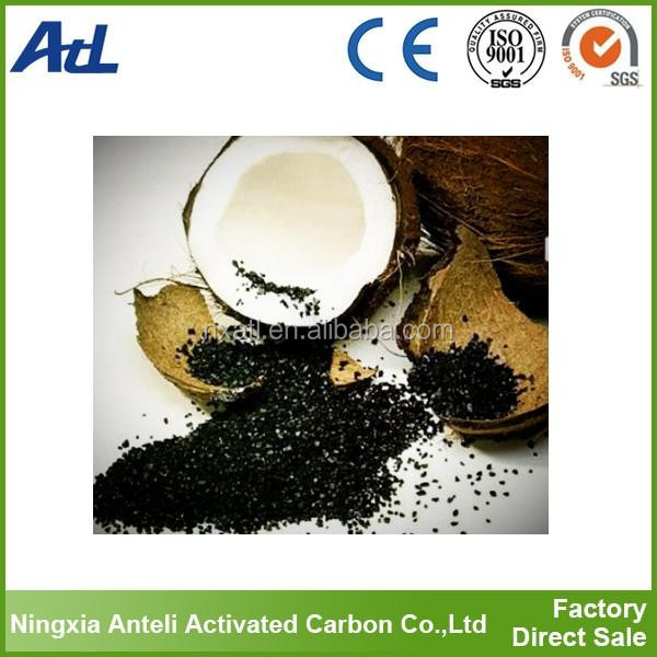 activated carbon crushed coconut shell for air purify