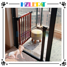 Protect baby safety products retractable baby safety gate
