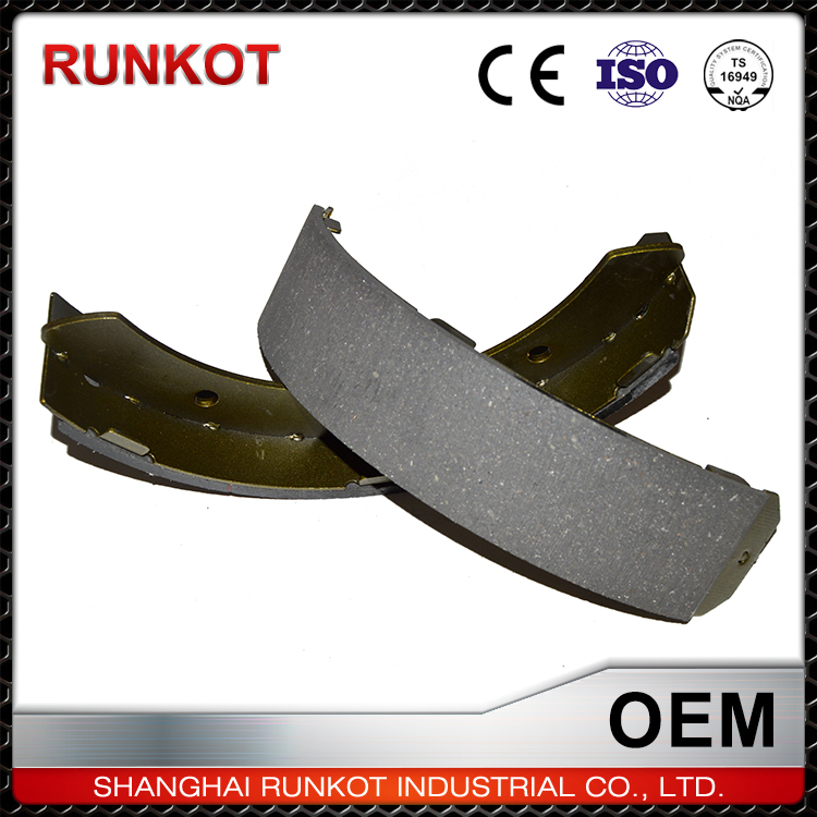 2016 New Design Low Cost Back Brake Shoes