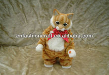 2013 Electric Plush Music Sing Dance Cat