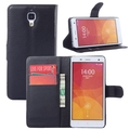Hot selling leather case for XiaoMi Mi4 Leather Mobile phone flip cover case for XiaoMi Mi4
