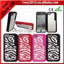 2013 hot selling belt clip holster for case iphone5