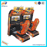 coin operated arcade machine Funny 3D Outrun 32LCD simulator arcade racing car game machine play free car games online free for