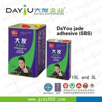 All purpose SBS graft silicon glue polysulphide sealant contact adhesive