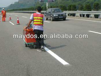 Maydos Hot Melt Thermoplastic Road Line Drawing Traffic Coatings