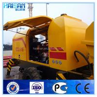 Trailer mounted Concrete Pump HBTS80.13.110E