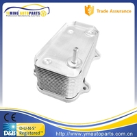 Heat Exchanger Fluid Radiator Oil Cooler for 986 987 Boxster 97-08 Car Engine Oil Cooler 99610702505 98710702501