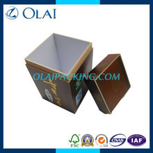 bestseller attractive double wine paperboard box from china