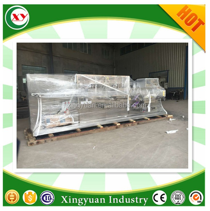 Full automatic wet tissue making machine baby wet wipe making machine