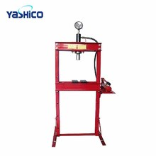 12ton hydraulic shop press with gauge
