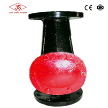 rubber cast iron dn50 PN16 swing type flap check valve price