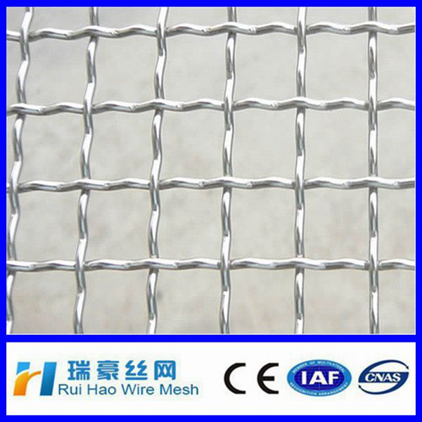 2016 China cheap wire mesh fence/Coal graticule/coal crimped wire mesh