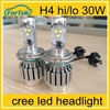 led h4 motorcycle headlight h4 led headlight bulbs h4 h7 h11 led high low beam