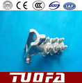 Hot-dip Galvanized NLD strain clamp(bolt type)