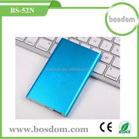 BS-52N top profitable products fashion universal usb portable power bank 5000mah