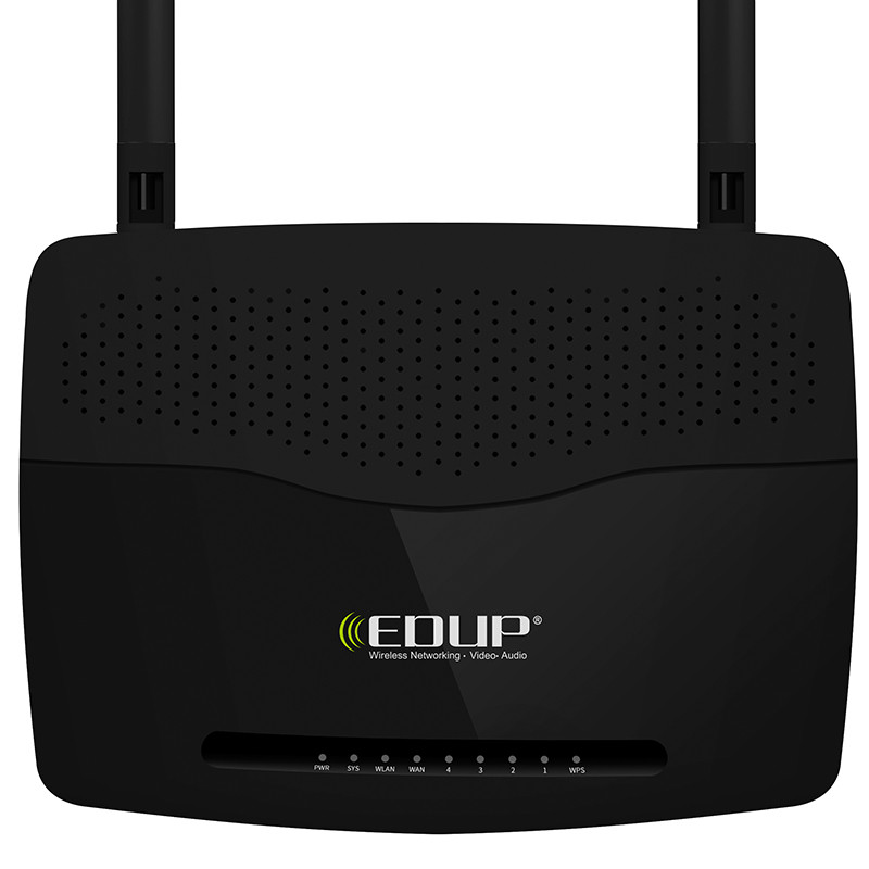 New Product 300Mbps MT7620 4 Ports WiFi Wireless Router