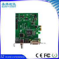 Pcie 4ch hdmi Video Capture Card SDI DVI Input Graphic Card