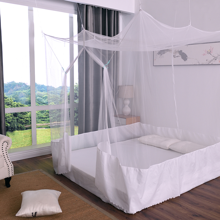 Zipper Hang Adult Portable Little Bed Canopy For Girl