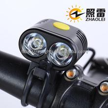 Aluminum alloy bike light bike light flash led light Raylights bike with CE certificate
