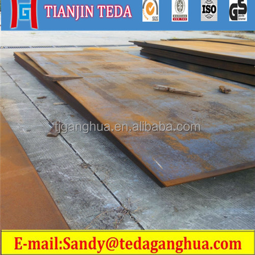 China TISCO Factory Supplier Manganese Steel Plate Mn13 Price