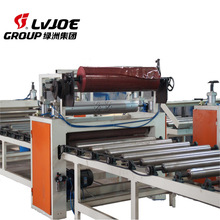 fully automatic drywall board pvc film coating machine/production line/plant