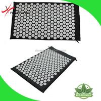 Inflatable back massage mat