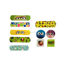 Waterproof Cartoon Bandage Adhesive Plaster with FDA CE ISO