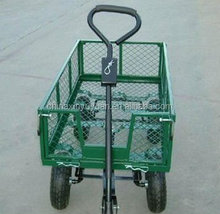 Carring flower garden cart/transport children garden cart