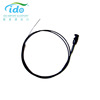 Auto parts accelerator cable for scania 114022-1108