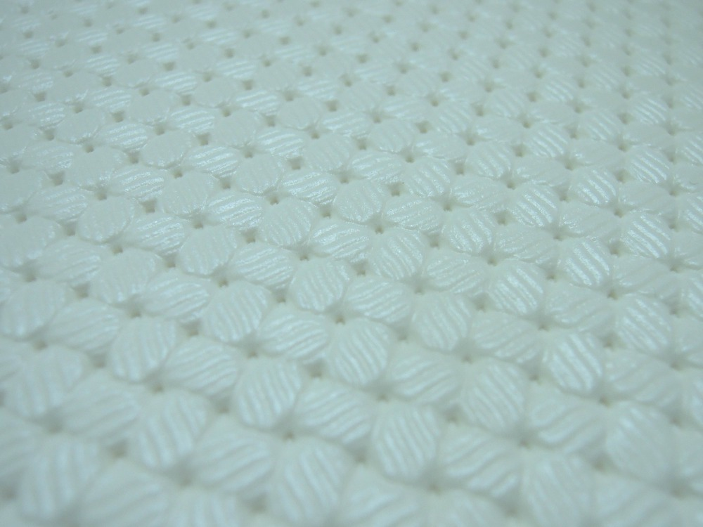 2016 all the year round for PVC table protector, antependium eat mat reflected the British market